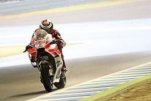 MotoGP Nieuws Lorenzo racet zondag op Motegi liever in de regen