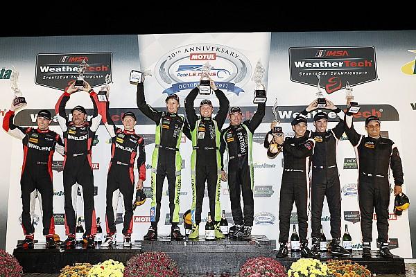 Petit Le Mans: Hartley regala il successo al team ESM