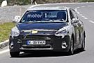 OTOMOBİL Yeni Ford Focus Sedan ilk kez görüldü