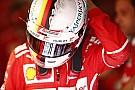 """Em Baku, Vettel teve """"o pior sentimento"""" de 2017"""