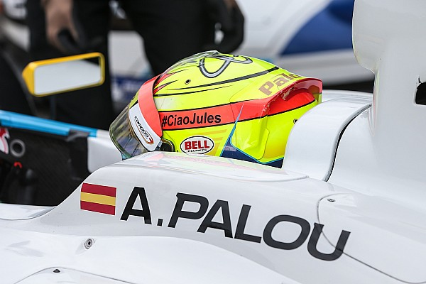 Nurburgring F3.5: Palou doubles up in second qualifying
