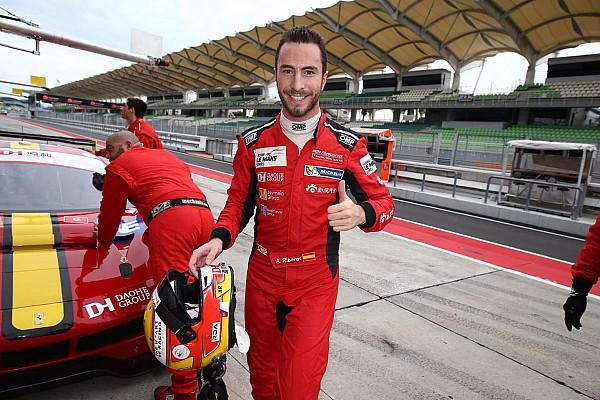 PWC Noticias de última hora Ferrari confirma a Alex Riberas para el Pirelli World Challenge