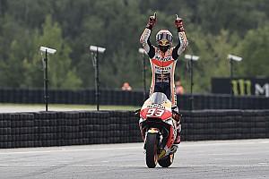 Die ersten 70 Grand-Prix-Siege von Marc Marquez