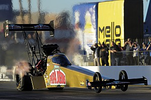 NHRA Breaking news Pritchett sets new Top Fuel record