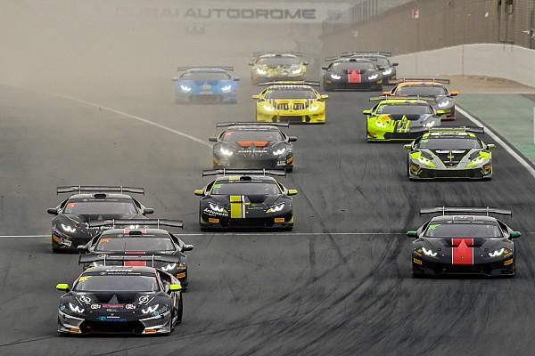 Lamborghini Super Trofeo Gara Breukers e Jefferies si impongono nel Lamborghini Super Trofeo Middle East