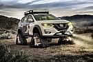 Automotive Nissan Rogue Trail Warrior Project: diversión... sin ruedas