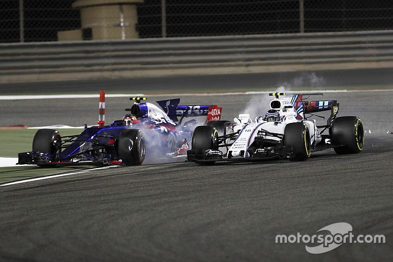 Sainz recibe tres posiciones de sanción para Rusia