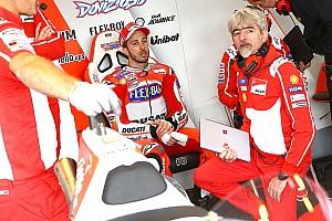 MotoGP Breaking news Dall'Igna: Ducati tidak kehilangan peluang juara