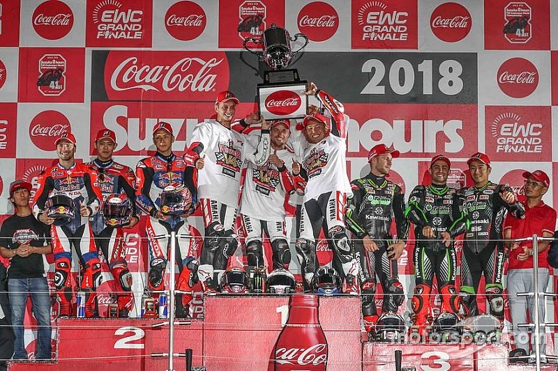 Suzuka 8 Hours: Yamaha torehkan empat kemenangan beruntun