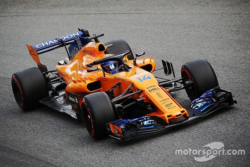 McLaren не очікує на диво зі своїм напрочуд поганим болідом 2018 року