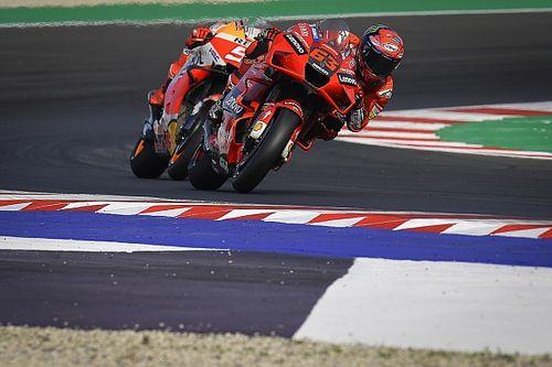 Pecco Bagnaia Ungkap 3 Balapan Penyebab Kegagalan Raih Gelar MotoGP