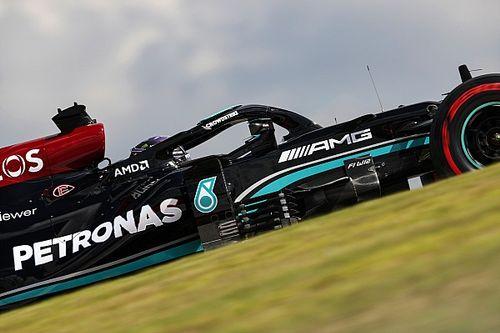 Ketahanan Mesin Jadi Masalah Utama Mercedes