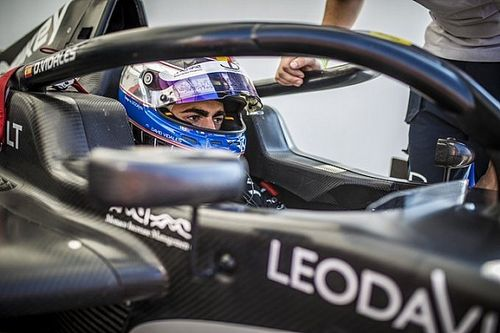 Fórmula Renault Eurocup: Vidales, nueva remontada en Hockenheim
