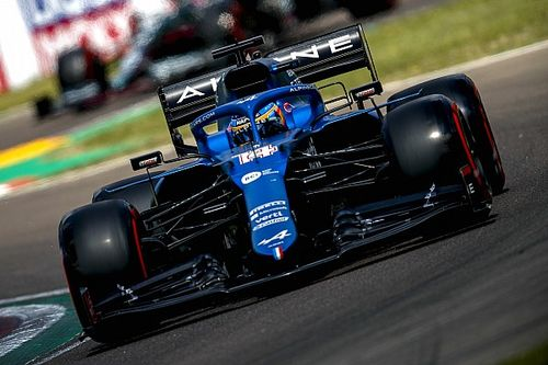 Alonso: Lack of trust in Alpine car costly at old-school Imola