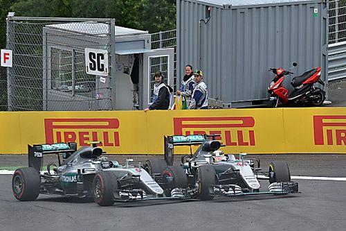 Rosberg: ''Hamilton'la olan mücadelem, onun ve Max'inkine kıyasla daha karışıktı''