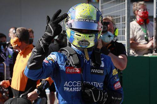 Норрис объяснил, зачем поставил лучший круг в Гран При Австрии
