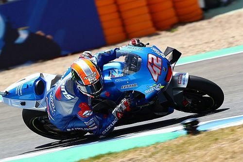"""Suzuki in top 10 a Jerez, Rins: """"Sono orgoglioso della mia gara"""""""