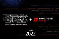 Motorsport Games slaat handen ineen met BTCC voor videogame en esports