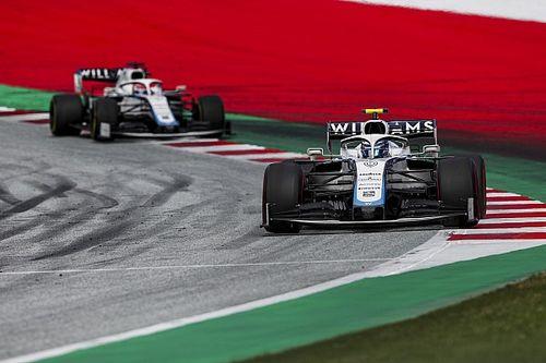 Williams mantiene su alineación para 2021... a falta de saber su futuro
