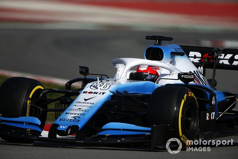 Kubica says Williams just