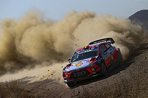 WRC, Hyundai schiera Loeb al Rally del Cile accanto a Neuville e Mikkelsen