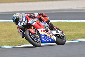 Honda WSBK gains likely to