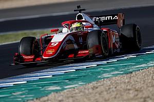 Mick Schumacher zárta az élen az F2 harmadik jerezi tesztnapját