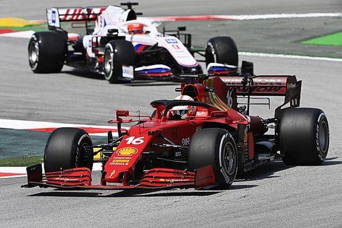 Босс Haas назвал реальной задачу обогнать Ferrari
