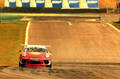 Porsche Cup encara recorde de temperatura na etapa tripla de Interlagos