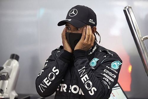 Was Hamilton's Sochi defeat inevitable even without penalties?