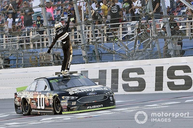 NASCAR Cup: Almirola Talladega'da kazandı