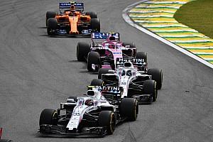 فرق الفورمولا واحد قلقة حيال تأثير تغييرات قوانين 2019 على التجاوزات
