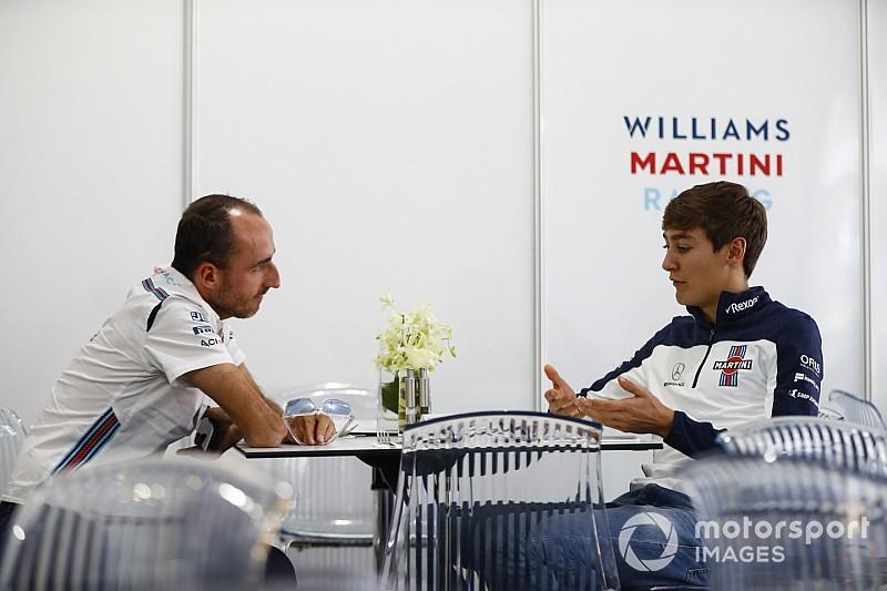 Williams'ın formu Russell'ı endişelendirmiyor