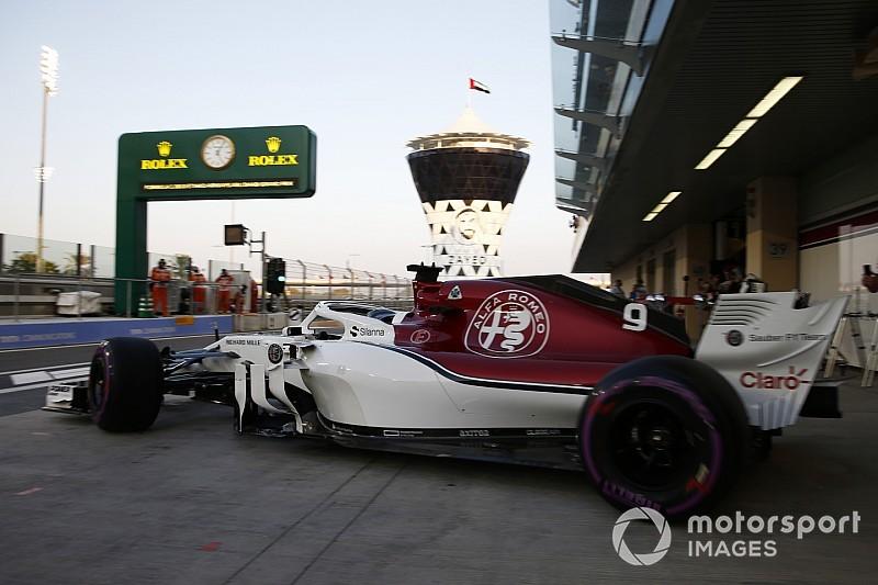 Alfa Romeo takes Sauber F1 car name too