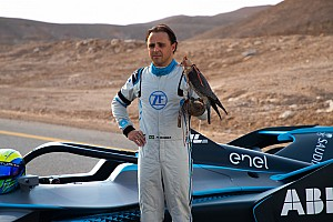 VIDEO: Felipe Massa protagoniza