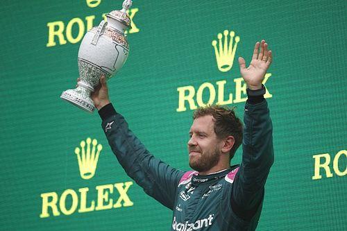 Vettelt kizárhatják a futamból, mert nem volt elég benzin az autójában