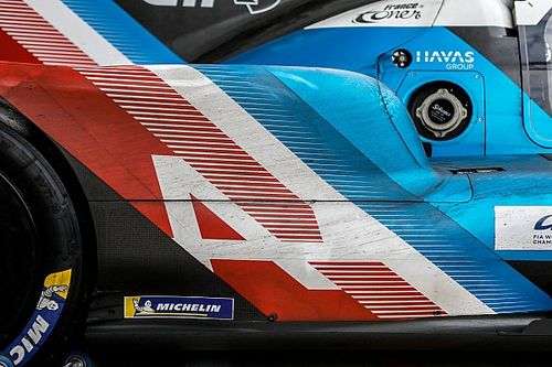 Alpine reveals two-car LMDh Hypercar entry in WEC from 2024