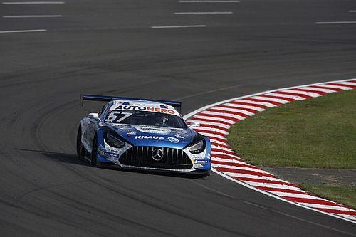Mercedes vuelve a ganar en el DTM de la mano de Ellis