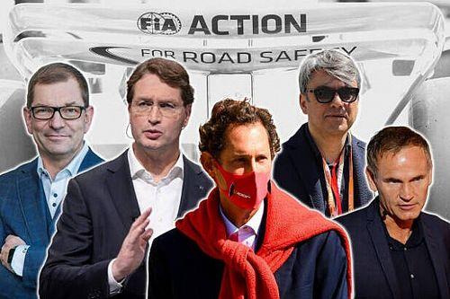 Analyse F1-motortop in Monza: Nu gaat het om de details