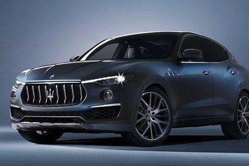 Megérkezett Magyarországra a Maserati Levante Hybrid