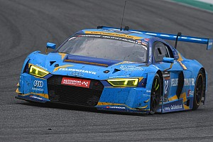 Endurance Race report Car Collection Motorsport holds shock lead on Friday at 12H Imola