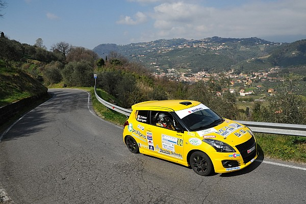 Rally Preview Suzuki Rally Cup: secondo atto al Rally 1000 Miglia