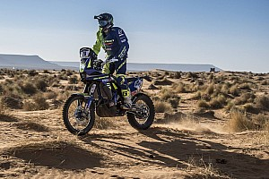 Cross-Country Rally Leg report Merzouga Rally: KP shines, Santosh remains top Indian after Stage 4