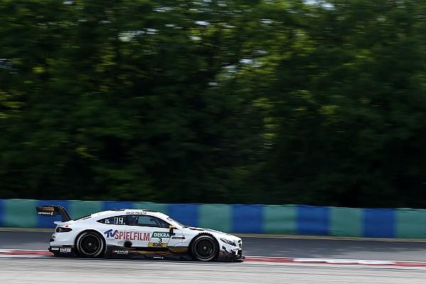 DTM Reporte de la carrera Di Resta y el safety car tumban a Audi en Hungria