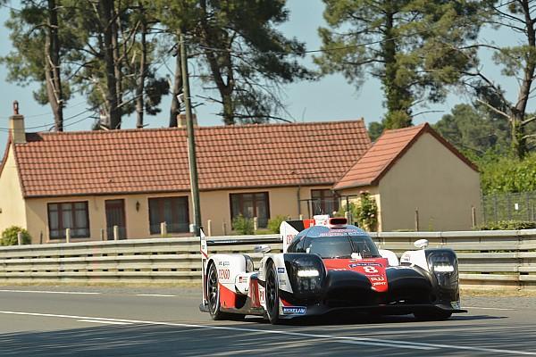 Le Mans 24 saat: Isınma turlarının en hızlısı Nakajima