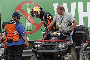 F1 Noticias de última hora Verstappen, listo para recibir sanción para el GP de Italia
