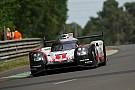Nach Testtag in Le Mans: Porsche
