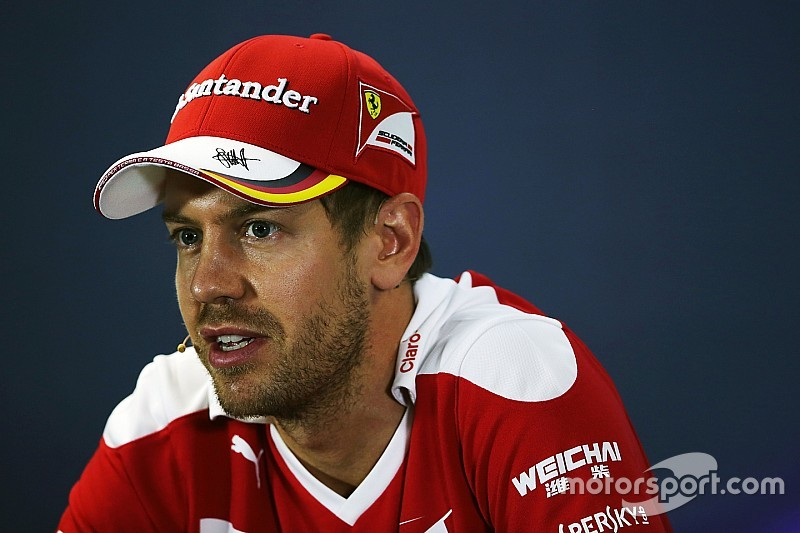Ferrari просить переглянути штраф Феттеля у Мексиці