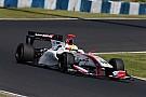 Super Formula Sekiguchi résiste à Ishiura, Gasly septième