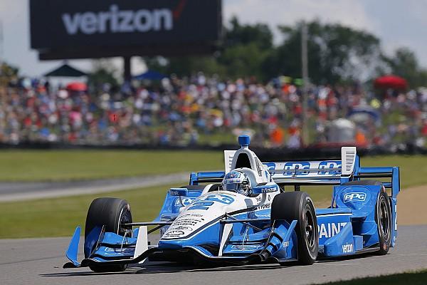 Doppietta Penske a Mid-Ohio, ma a vincere è Newgarden